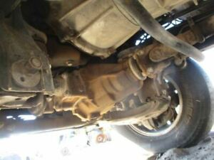 Front Axle 4 Cylinder 4 56 Ratio Automatic Fits 89 95 Toyota Pickup 83097