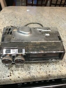 1968 Only Chevelle Malibu Ss396 El Camino Oem Delco 8 Track Free Shipping To Us