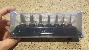 New Sealed Snap On 3 8 Drive Metric Hex Bit Socket Set 4 10 Mm 207efamy