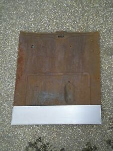 Chevrolet Gmc Pickup Trucks 1936 1937 1938 Inner Door Panel Right
