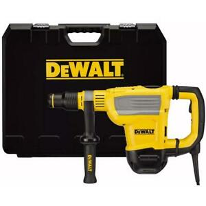 Dewalt D25614k 13 5 Amp 1 3 4 Sds Max Corded Concrete masonry Rotary Hammer