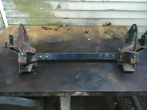 Fisher Minute Mount Plow Push Plates Dodge 7170 1