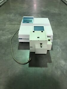 Varian Cary 100 Spectrophotometer Labsphere Dra ca 3300 Turns On Unable To Test