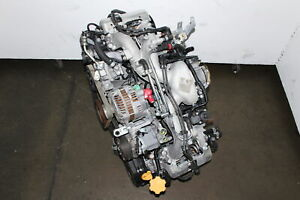 00 01 02 03 04 05 Subaru Legacy Outback Forester Engine 2 0l Replacement 2 5l