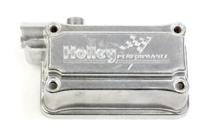 Holley 134 105s Fuel Bowl Secondary Side Hung Shiny Holley 4160 Each