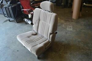 1998 1999 2000 2001 2002 2003 Toyota Sienna Left Driver Rear Seat 2nd Row Tan