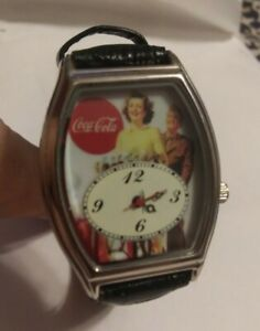 Coca-Cola watch  Classic Coke  Collectors Watch