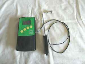 Mmi Mcelroy Manufacturing Digital Thermocouple Thermometer W probe Made In Usa