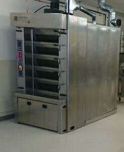 Minitube Stone Hearth Deck Oven Empire Bakery Equipment used Only One Year