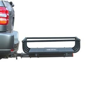 Trailer Hitch Cargo Carrier Gearcage Fp 4 Slide Out Hitch Rack Mounts 2 Receiver