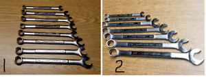 Craftsman Professional Quick Wrench Set standard And Metric Sets 2 Selections