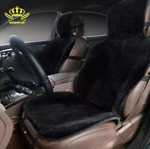 Car Seat Fur Covers Cushion Padded Interior