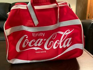 Vintage Coca Cola Hand Bag Rare (Make an offer)
