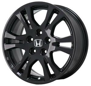 17 Honda Odyssey Wheel Rim Factory Oem 64019 2011 2018 Gloss Black