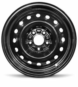 New 16x6 5 Inch Steel Wheel Rim 2008 2010 Dodge Avenger 5 Lug 114 3mm 16 Holes