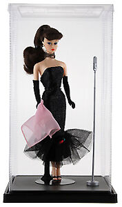 Expocase Barbie Doll Clear Display Cases 7x7x12