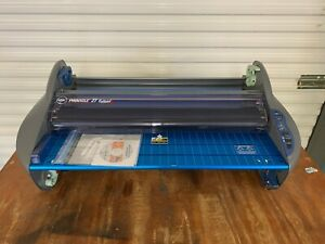 Gbc Heatseal Pinnacle 27 Ez Load Thermal Roll Laminator 27