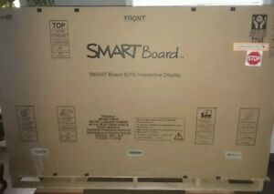New In Box Smart Board 8070i g4 70 Led Touch Display Tv Interactive Whiteboard
