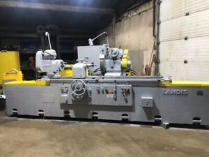 Landis 18 X 72 3r Universal Od Cylindrical Grinder