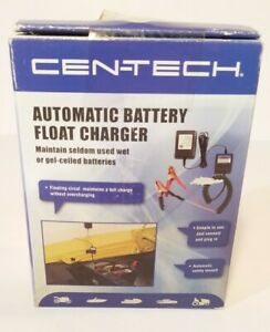 Automatic Battery Float Charger Brand New Boats Motorcycles Cars Tractor