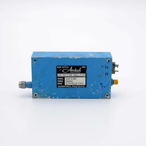 Aertech Industries Detector 8 0 12 Ghz Ad 1107 Free Shipping
