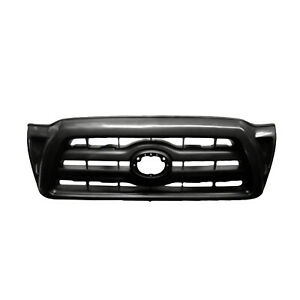 Front Grille Fits 2005 2011 Toyota Tacoma 2wd 5310004350