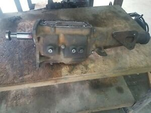 Ford Toploader 4 Speed Transmission With Swap Parts