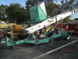 2005 Paus Gt16a Towable Boom Lift Used