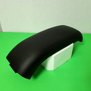 94 97 S10 Blazer Oem Center Console Lid Jimmy Sonoma Bravada Black