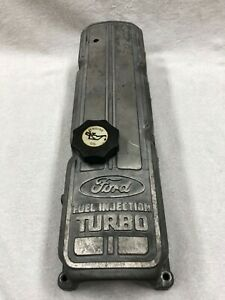 1985 Ford Thunderbird Turbo Coupe Valve Cover Used