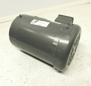 New Baldor Electric Motor Vm3546t 1 Hp 1750 Rpm Continuous Duty 3 Phase 143tc