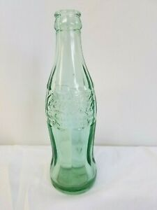 Rare Vintage Antique Coca Cola Trademark 6.5 Fl Ounce Glass Bottle Early 1900's