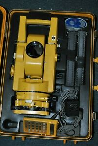 Topcon Gts 2 Total Station Electronic Distance Meter Survey