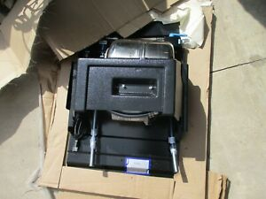 Nos Pentair Filtration Systems Water Boost System Model Wb2 hyd Soda Fountain