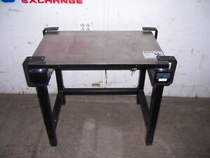 10748 Tmc Micro g 61 481 Vibration Isolation Table 21 x33 Height 30 Top floor