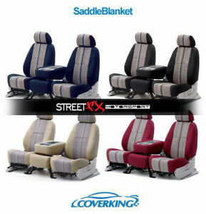 Coverking Saddle Blanket Custom Seat Covers For Pontiac Fiero