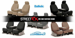 Coverking Ballistic Custom Seat Covers For Pontiac Fiero