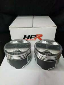 84mm Hpr Honda B20 High Compression Full Floating Pistons
