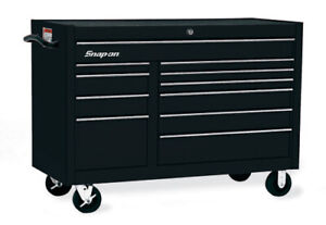 55 11 Drawer Double Bank Classic Series Roll Cab