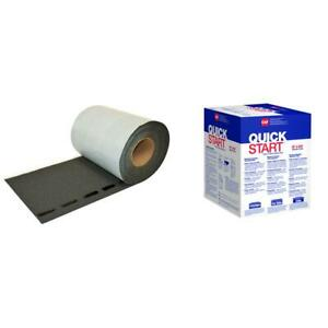 Gaf Roofing Starter Shingle Roll Quick Start Peel And Stick Roof Strip Adhesive