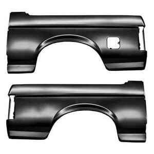 Complete Rear Quarter Panel For 87 96 Ford Bronco Pair