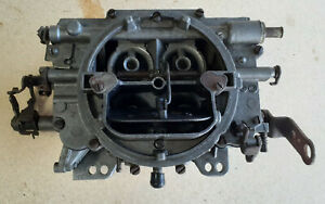 Carter Afb Carburetor J9 4758s Un restored Parts Only Free Shipping