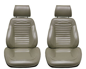 Standard Touring Ii Fully Assembled Seats 1966 Mustang Your Choice Of Color