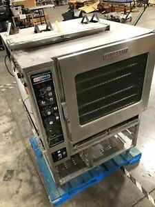 Blodgett Cos 8g ab Combi Combination Single Propane Steam Oven See Description