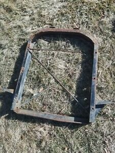 1947 48 49 50 51 52 53 1954 Chevy Pu Truck Radiator Support Used