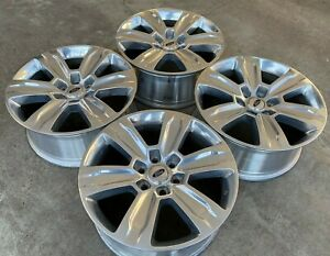 20 Ford Expedition F150 Oem Factory Stock Wheels Rims Platinum Lariat Limited