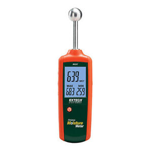Extech Mo257 Pinless Moisture Meter With Non invasive Measurements