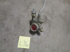 Used Procon Carbonator Pump Model 111a125f11aa 250psi For Soda Fountain D