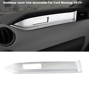 Passenger Side Interior Front Co pilot Dashboard Cover Trim For Ford Mustang 15