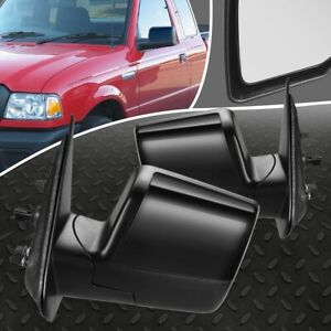 For 06 11 Ford Ranger Pair Oe Style Powered Side View Door Mirror Left Right